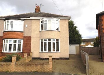Thumbnail 2 bed semi-detached house for sale in Starmer Crescent, Darlington, County Durham