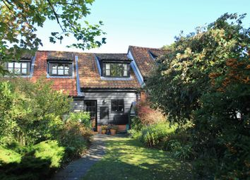 Thumbnail 3 bed barn conversion for sale in Barningham, Bury St Edmunds, Suffolk