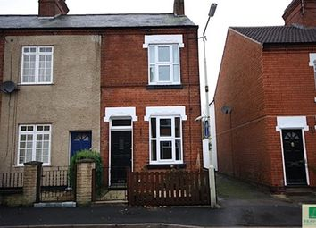 Thumbnail 2 bed terraced house to rent in Barwell Road, Kirby Muxloe, Leics