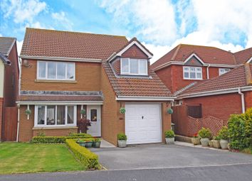 Thumbnail 4 bed detached house for sale in Berrybrook Meadow, Exminster, Exeter