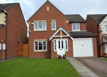 Thumbnail 3 bedroom detached house for sale in Greenshank Close, Hartlepool