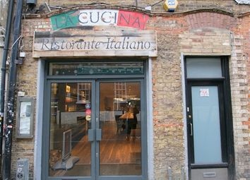 Thumbnail Restaurant/cafe to let in Brick Lane, London