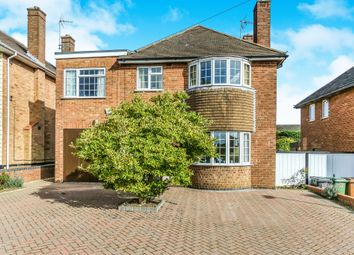 Thumbnail 4 bed detached house for sale in Lea Way, Wellingborough