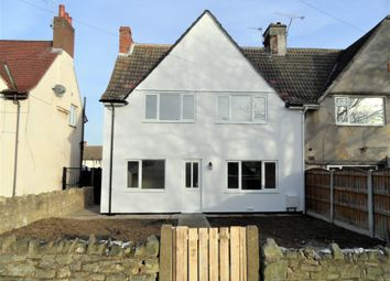 Thumbnail 3 bed semi-detached house for sale in West Avenue, Woodlands, Doncaster