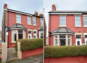 Thumbnail 2 bed semi-detached house for sale in Newhouse Road, Marton, Blackpool