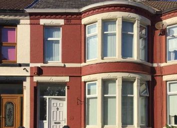 Thumbnail 5 bed terraced house to rent in Lumley Road, Wallasey