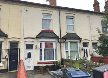Thumbnail 3 bed terraced house to rent in South Grove, Heathfield Road, Handsworth