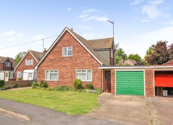 Thumbnail 3 bed detached bungalow for sale in Weir Road, Hemingford Grey, Huntingdon
