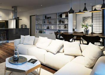 Thumbnail 3 bedroom flat for sale in Hanway Gardens, 55 Hanway Street, London