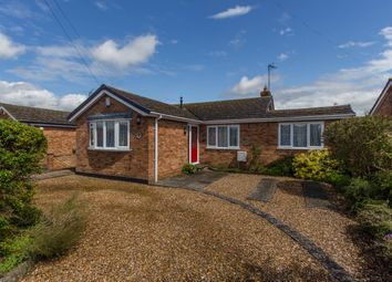 Thumbnail 3 bed detached bungalow to rent in Mill Road, Bozeat, Wellingborough