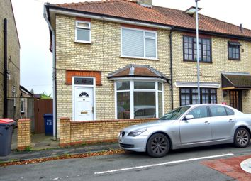 Thumbnail 4 bed semi-detached house to rent in Natal Road, Cambridge