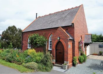 Thumbnail 2 bed property for sale in Babbinswood, Oswestry