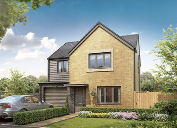 """Thumbnail 4 bed detached house for sale in """"The Roseberry"""" at Pinhoe, Exeter"""