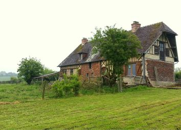 Thumbnail 2 bed equestrian property for sale in Basse-Normandie, Orne, Saint Pierre La Riviere