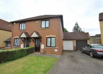 Thumbnail 2 bedroom semi-detached house to rent in Fordcombe Lea, Kents Hill, Milton Keynes