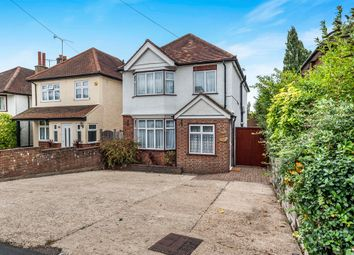 Thumbnail 5 bed detached house for sale in St. Albans Road, Watford