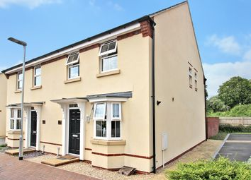 Thumbnail 3 bed semi-detached house for sale in Cossington Square, Westbury