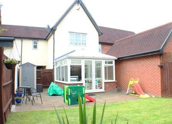 Thumbnail 3 bed terraced house for sale in Deer Park Way, Waltham Abbey