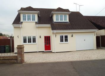 Thumbnail 4 bed detached house for sale in Prince Edward Road, Billericay