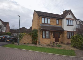 Thumbnail 4 bed detached house for sale in Home Field Close, Stapleton, Bristol