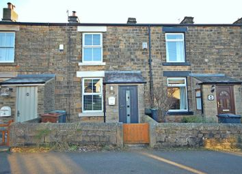 Thumbnail 2 bed terraced house for sale in The Shaw, Glossop
