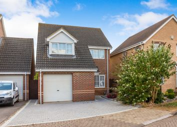 Thumbnail 3 bed detached house for sale in Howberry Green, Arlesey