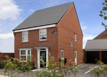 "Thumbnail 4 bedroom detached house for sale in ""Irving"" at Manor Drive, Upton, Wirral"
