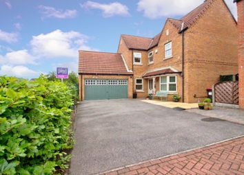 Thumbnail 4 bed detached house for sale in Waterway Lane, Mexborough