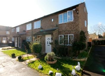 Thumbnail 3 bed end terrace house for sale in Sawyers Lawn, London