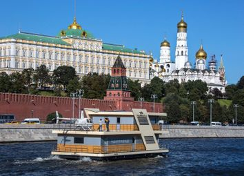 Thumbnail 2 bed houseboat for sale in City Area, Moscow, Russian Federation