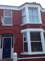 Thumbnail 4 bed terraced house to rent in Stalbridge Avenue, Allerton, Liverpool