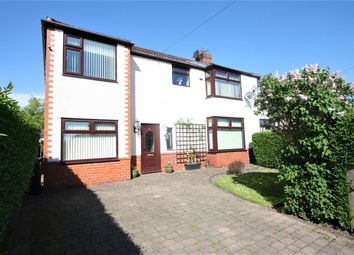 Thumbnail 5 bed semi-detached house for sale in Briarfield Road, Farnworth, Bolton, Lancashire