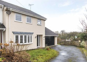 Thumbnail 3 bed semi-detached house for sale in St. Georges Close, Easton-In-Gordano, Bristol