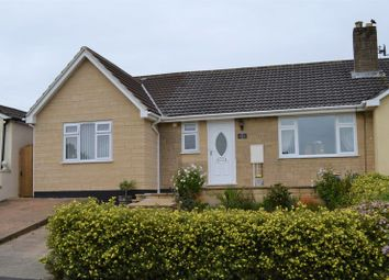 Thumbnail 3 bed semi-detached bungalow for sale in Valley View Road, Paulton, Bristol