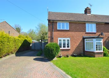 Thumbnail 3 bed semi-detached house for sale in The Charne, Otford, Sevenoaks