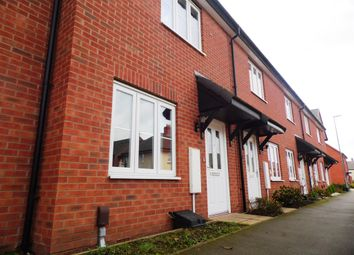 Thumbnail 2 bed end terrace house for sale in Iris Crescent, Lincoln