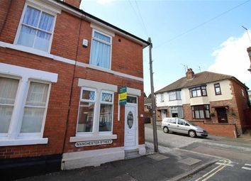 Thumbnail 2 bed end terrace house to rent in Manchester Street, Derby