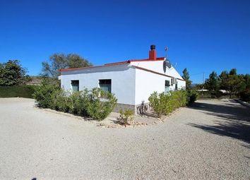 Thumbnail 4 bed villa for sale in Spain, Valencia, Alicante, Salinas