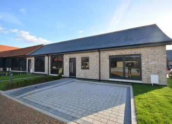 Thumbnail 2 bed barn conversion for sale in Kemps Farm Mews, Plot 11, Dennises Lane, South Ockendon, Essex
