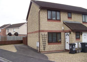 Thumbnail 1 bed flat to rent in Pennycress, Weston-Super-Mare
