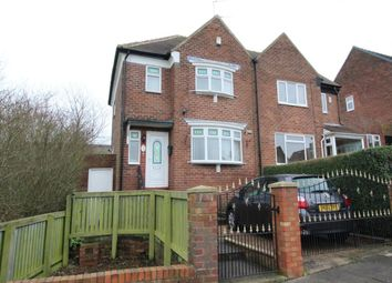 Thumbnail 2 bedroom semi-detached house for sale in Ford Crescent, South Hylton, Sunderland