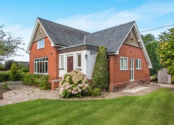 Thumbnail 3 bedroom detached house for sale in Newhaven, Horsemans Green, Whitchurch