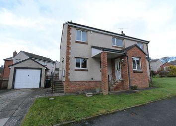 Thumbnail 4 bed detached house for sale in Elbra Farm Close, Ellenborough, Maryport, Cumbria