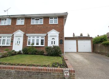 Thumbnail 3 bedroom end terrace house for sale in Western Road, Deal