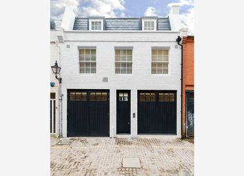 Thumbnail 4 bed terraced house for sale in Princes Gate Mews, Knightsbridge