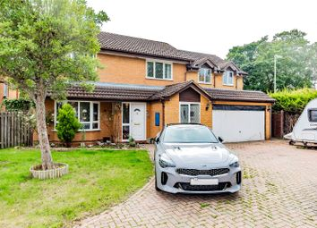 5 bed detached house for sale in Merlin Way, Farnborough, Hampshire GU14