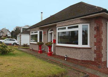 Thumbnail 3 bed detached bungalow for sale in Napier Avenue, Cardross