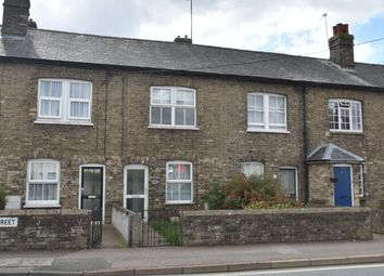 Thumbnail 2 bed terraced house for sale in East Street, Sudbury