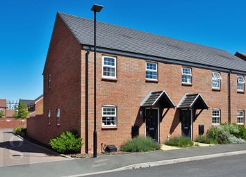 Thumbnail 3 bed end terrace house for sale in Red Norman Rise, Holmer, Hereford