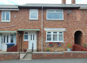 Thumbnail 3 bedroom terraced house for sale in Bradford Crescent, Durham